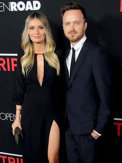 Aaron Paul Height, Weight, Age, Girlfriends, Wife, Family, Biography