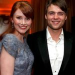 Bryce Dallas Howard with her husband Seth