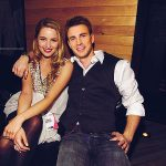 Chris Evans and Dianna Agron
