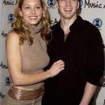 Chris Evans with Jessica Biel