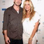 Chris Evans with Kristin