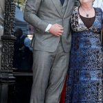 Chris Pratt with his mother