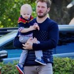 Chris with his son Jack