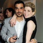 Jodie Whittaker with Christian Contreras