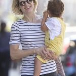 Jodie with her daughter