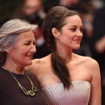 Marion Cotillard and her mother Niseema Theillaud