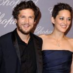 Marion Cotillard with Guillaume Canet