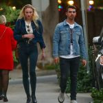Sophie Turner with Joe Jonas