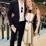 Tom Hiddleston with sister Emma Hiddleston