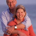 Elizabeth Warren with her husband Bruce Mann