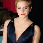 Emma Watson boy cut hairstyle