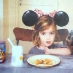 Emma Watson childhood photo