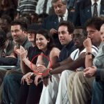 Jerry Seinfeld drinking