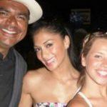 Keala Scherzinger with Nicole Scherzinger