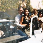 Kim Kardashian - BMW 318 Saloon