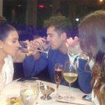 Kim Kardashian drinking alcohol