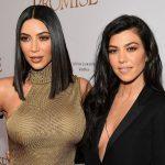 Kim Kardashian sister Kourtney