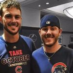 Kris Bryant with his Brother Nick