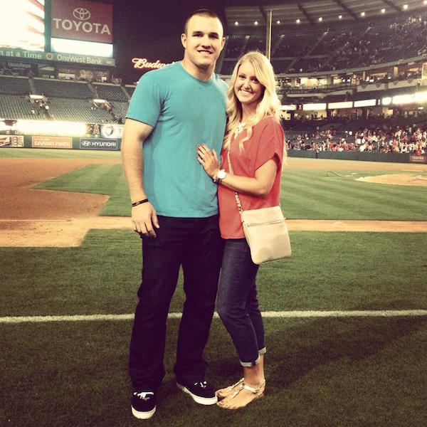 Mike Trout Height Weight Age Girlfriends Family Biography