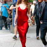 Selena Gomez - Slip dress