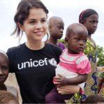 Selena Gomez - UNICEF Ambassador