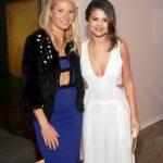 Selena Gomez and Gwyneth Paltrow