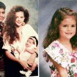 Selena Gomez childhood photos
