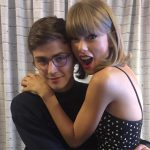 Miles with Taylor Swift