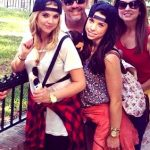Ashley Benson Family