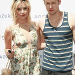 Ashley Benson with Chord Overstreet