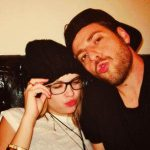 Ashley Benson with Ryan Good
