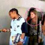 Ashley in Lil Romeo music video