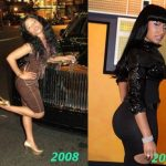 Cardi B Before and After