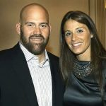 Kevin Youkilis and Julie Brady