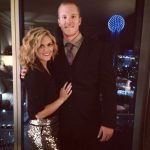Noah Syndergaard with Samantha Van Veen