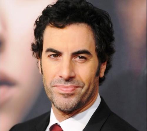 Sacha Baron Cohen profile
