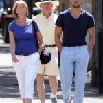 david gandy parents