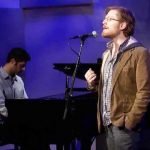 Anthony Rapp singing
