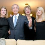 Bob Corker With His Wife And Daughters