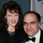 Bob Weinstein With His Ex-Wife Anne Clayton