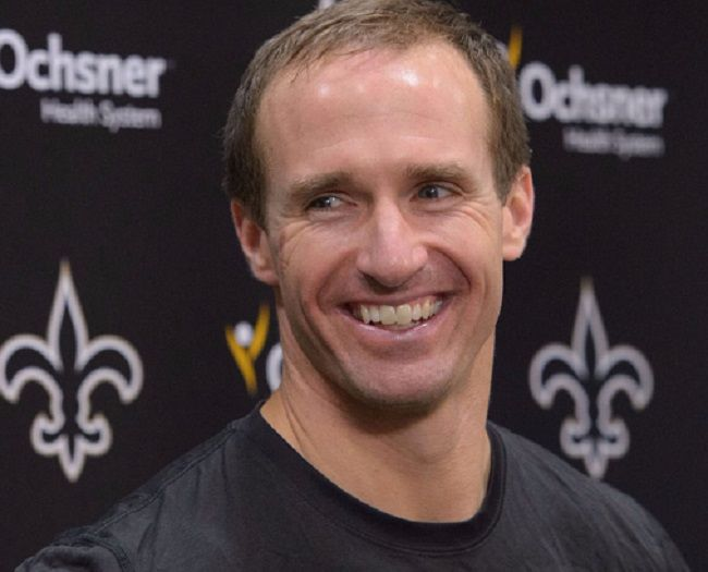 Drew Brees Height Weight Age Girlfriends Family