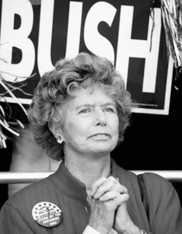 George H W Bush Senior Age Death Wife Family
