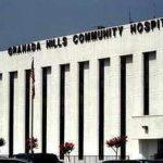 Granada Hills Hospital in California