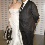 Harvey Weinstein With His Ex-Wife Eve Chilton