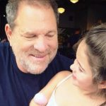 Harvey Weinstein With His Youngest Daughter India Pearl Weinstein