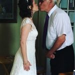 Heather Lind father & sister