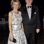 Julie Bishop and Peter Natttrass