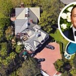 Kevin Spacey - Los Angeles estate