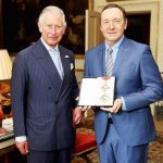 Kevin Spacey and Prince Charles