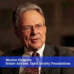 Mark Halperin Father Morton Halperin